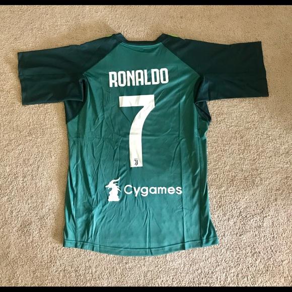 new concept 9e74f 3b818 Ronaldo #7 Juventus Soccer Jersey NWT